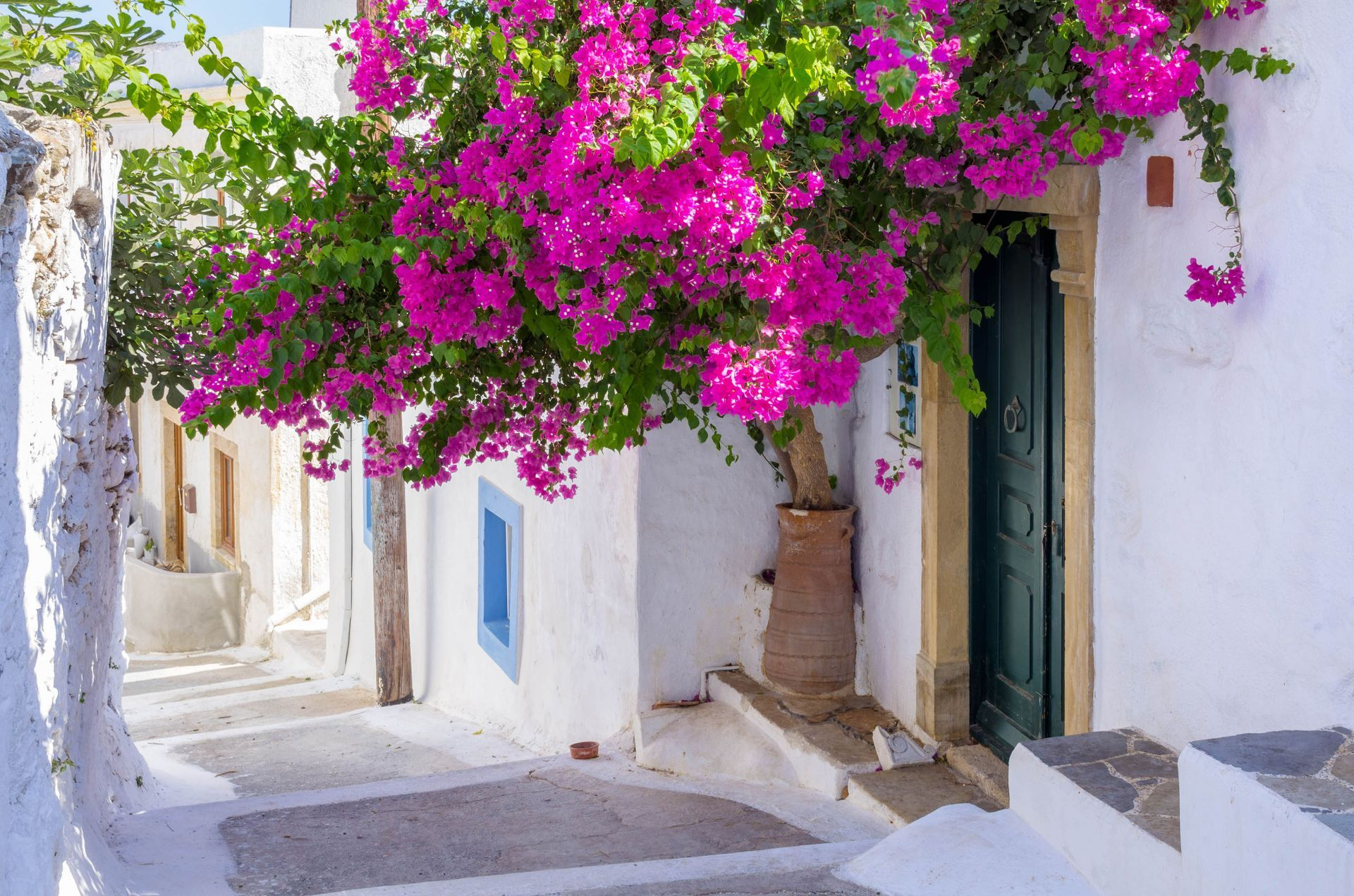 Accommodation and hotels in Leros