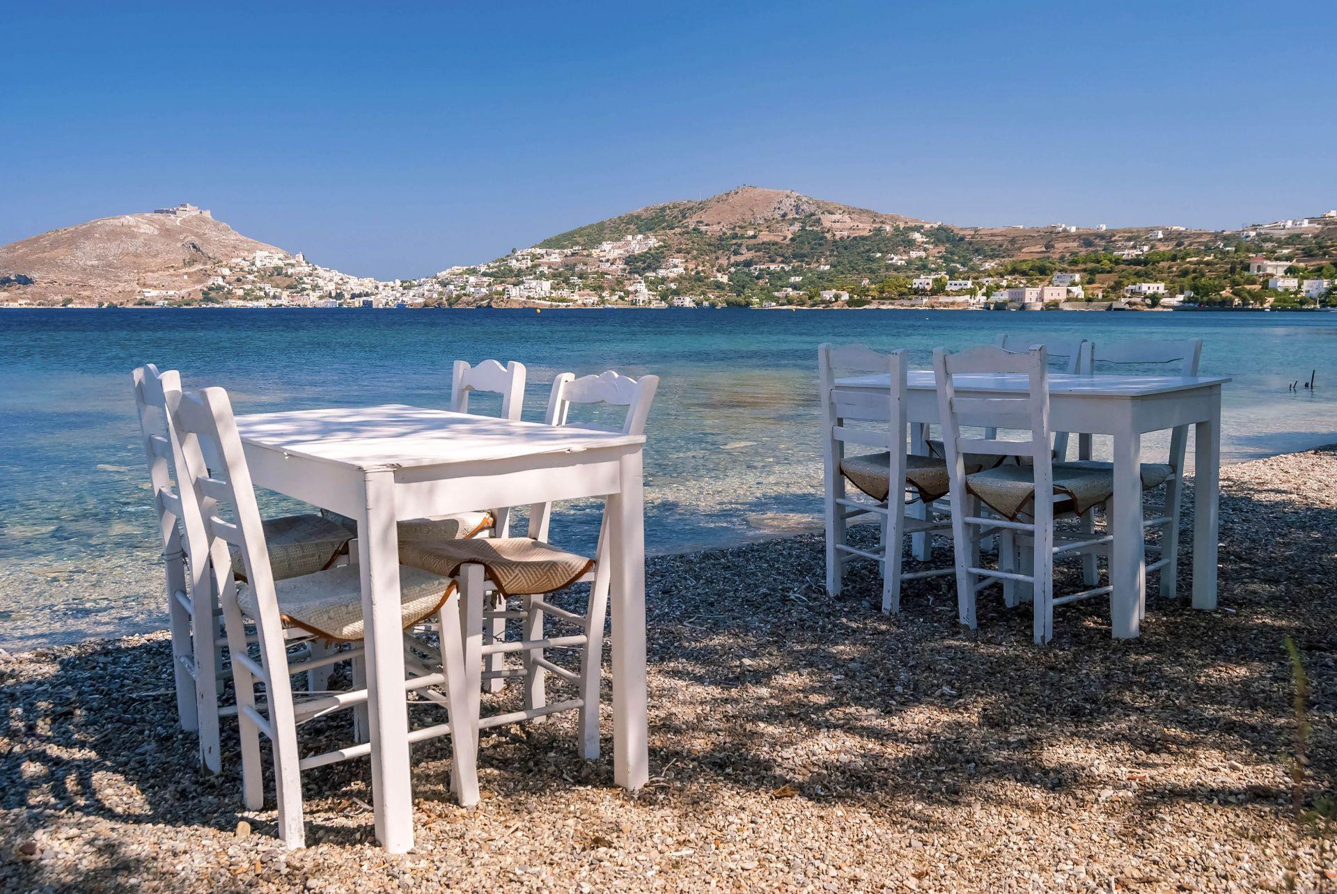 Restaurants in Leros