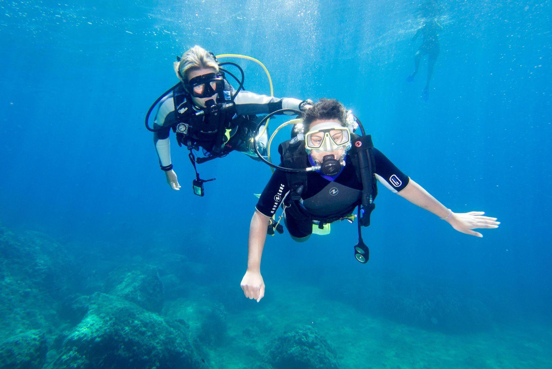 Sport activities on Leros