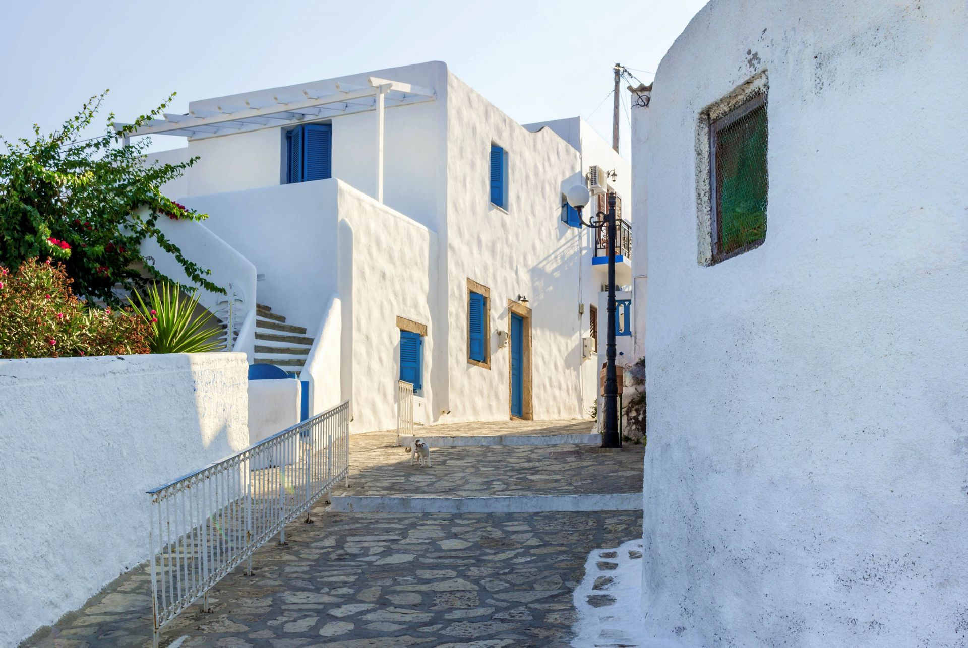 Accommodation and hotels in Lipsi