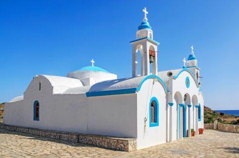 The Church of Panagia Harou