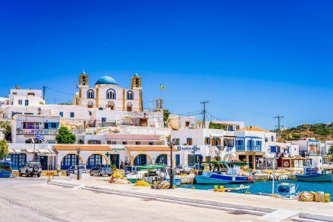 View of Chora, Lipsi