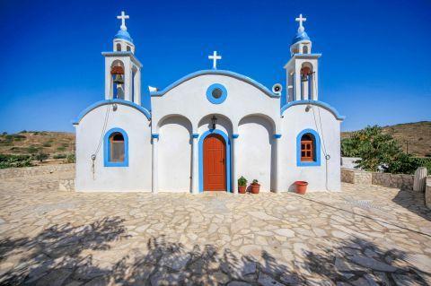 Church of Panagia Harou, Lipsi.