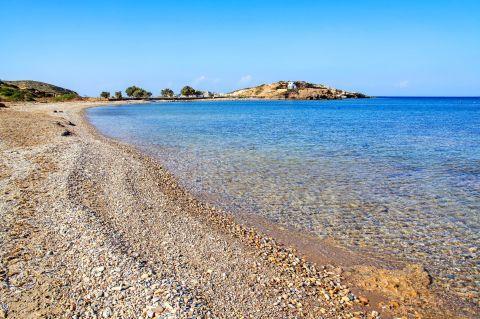 Tourkomnima beach, Lipsi.
