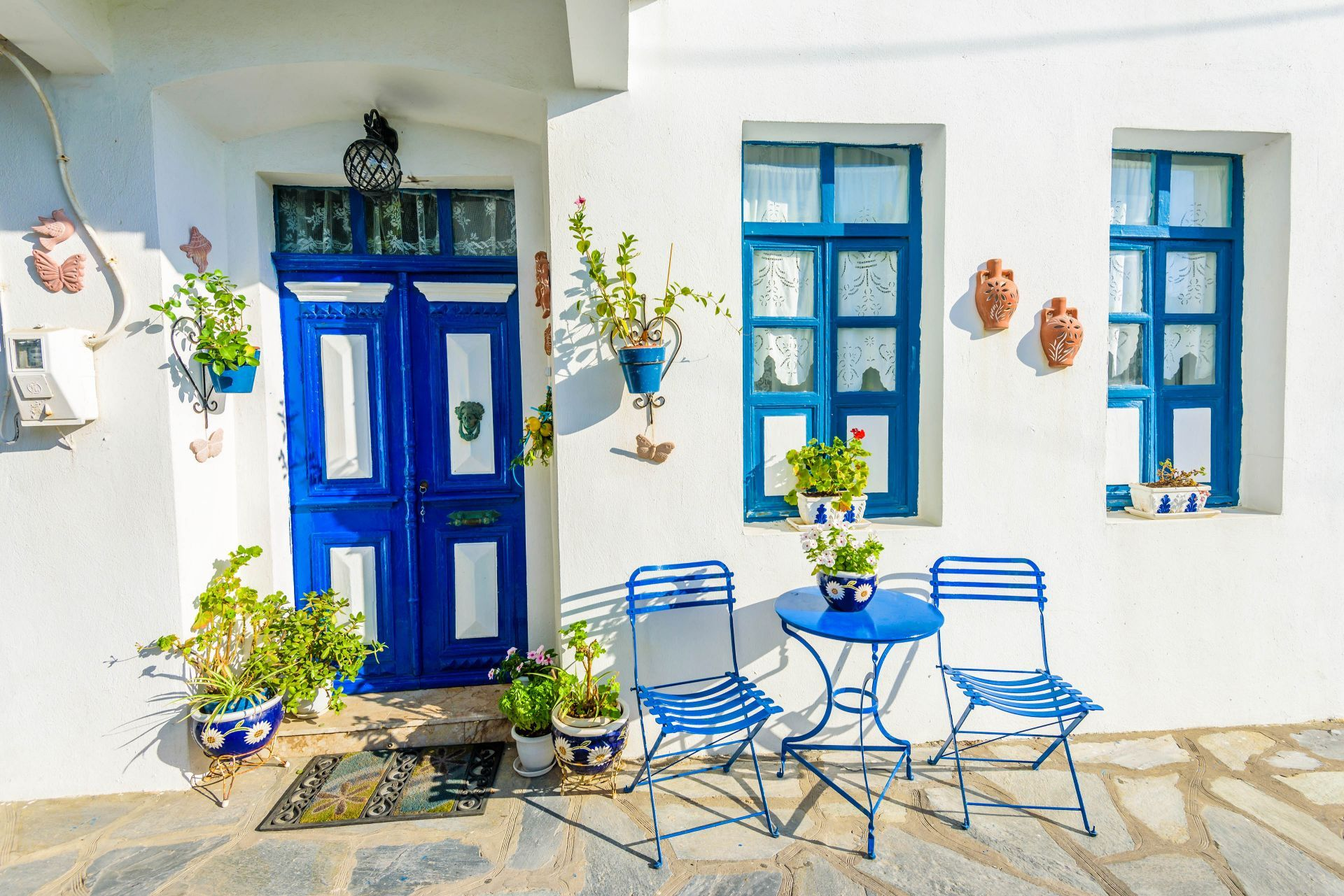 Accommodation and hotels in Nisyros