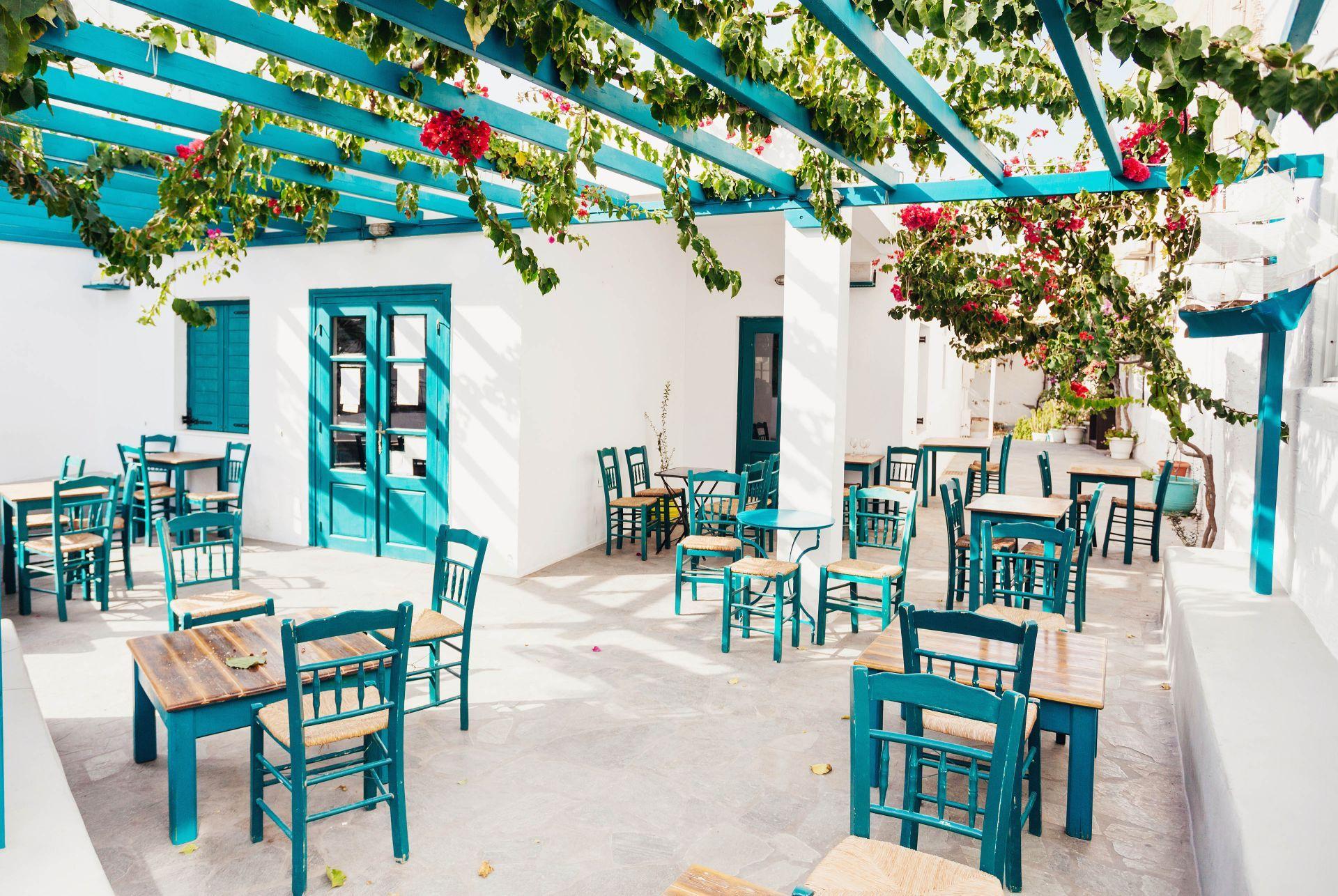 Restaurants in Nisyros