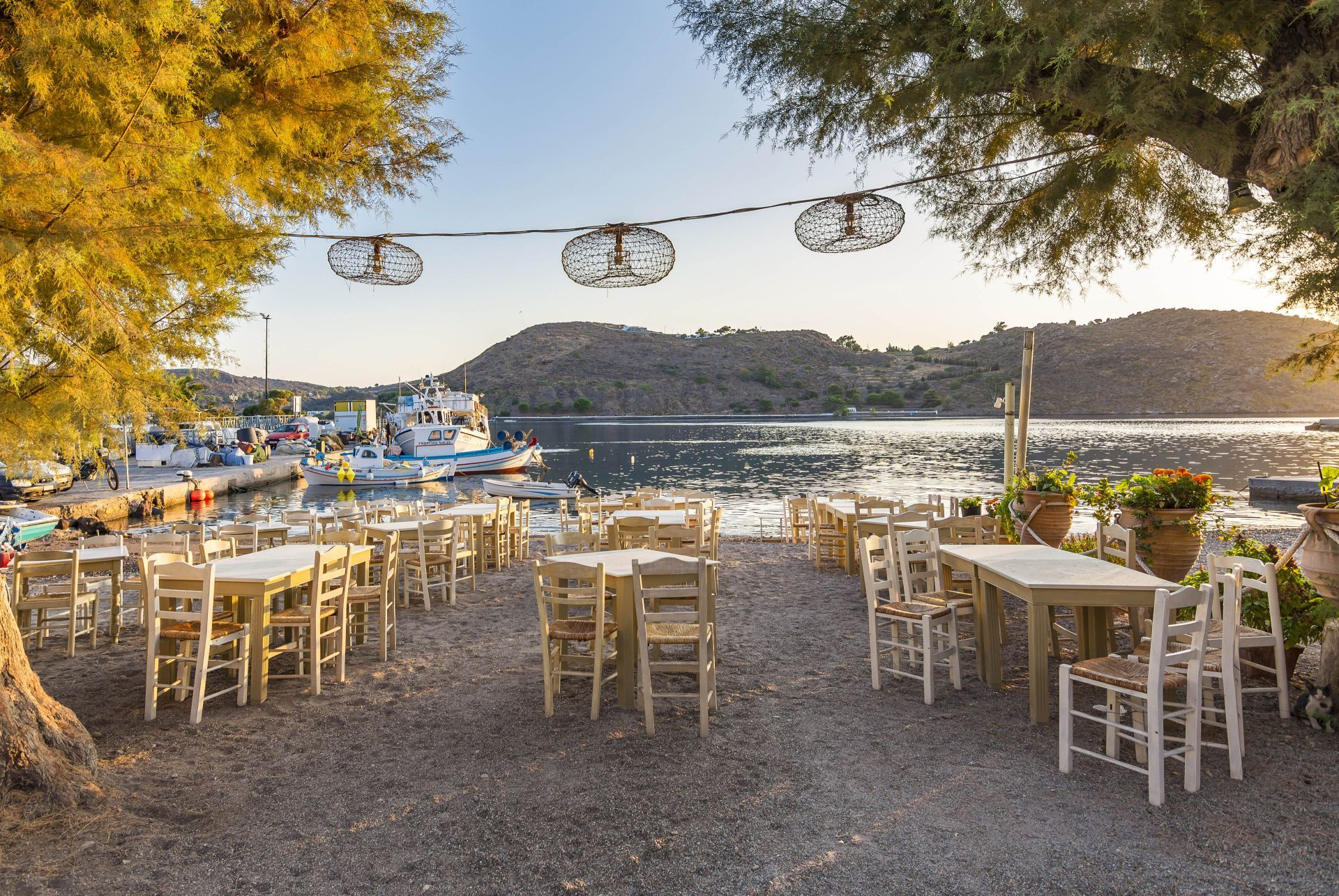 Places to eat and drink in Patmos