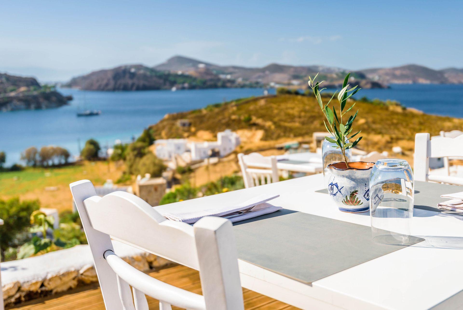 Restaurants in Patmos