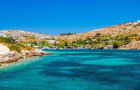 Arkoi island near Patmos.