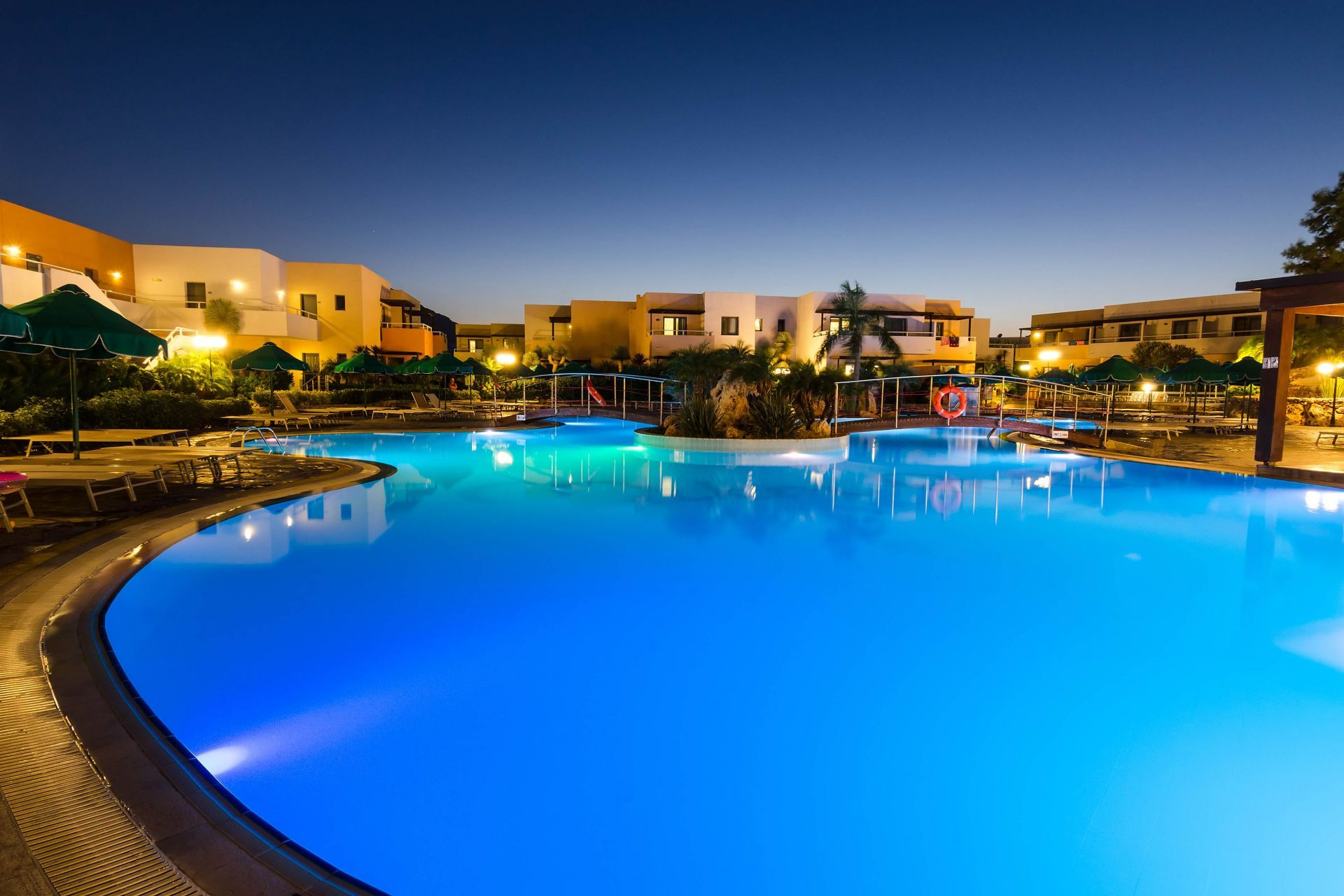 Accommodation and hotels in Rhodes