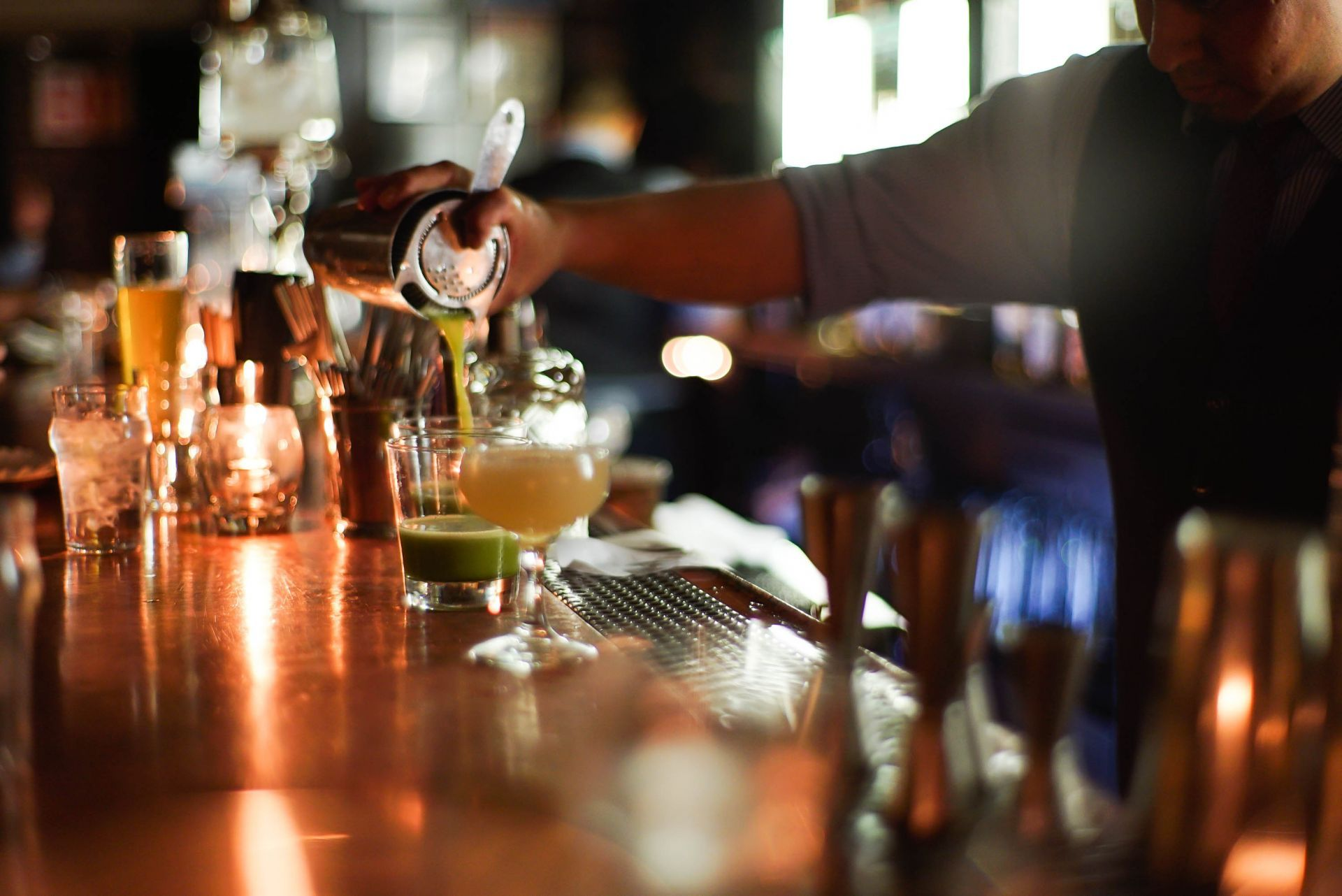 Bars in Rhodes