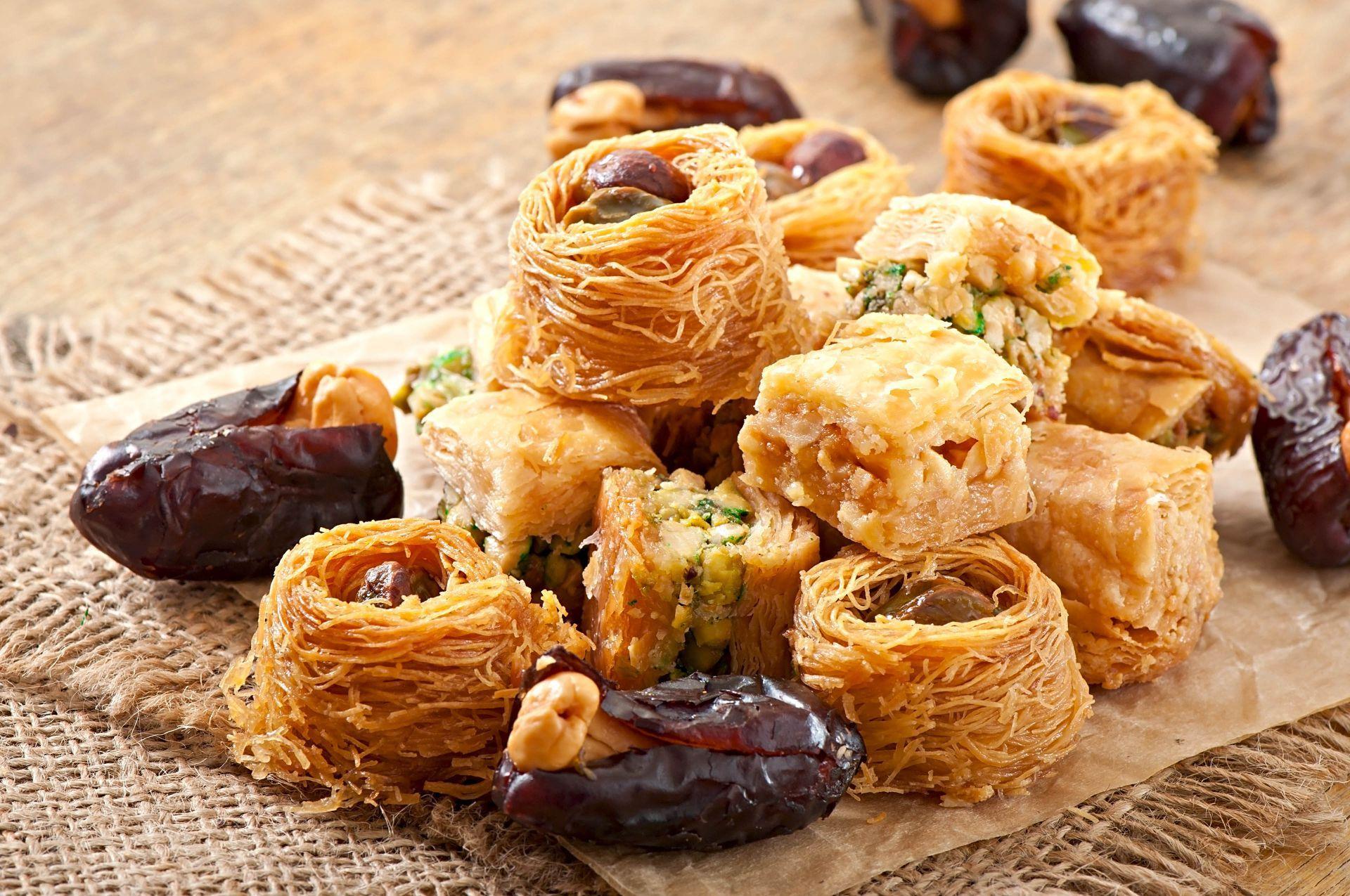 Enjoy a dessert in Rhodes