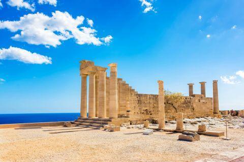 The Acropolis of Lindos