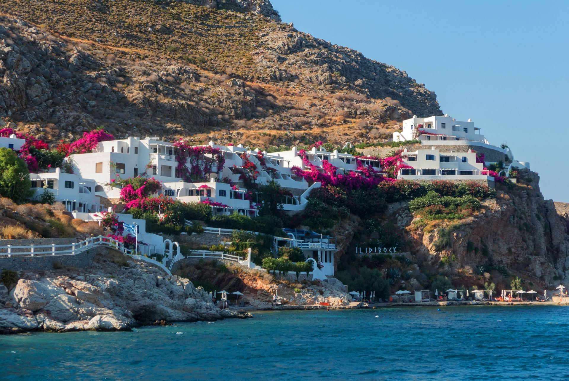 Accommodation and hotels in Tilos