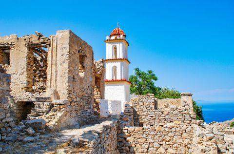 The church of Agia Zoni, Mikro Chorio village