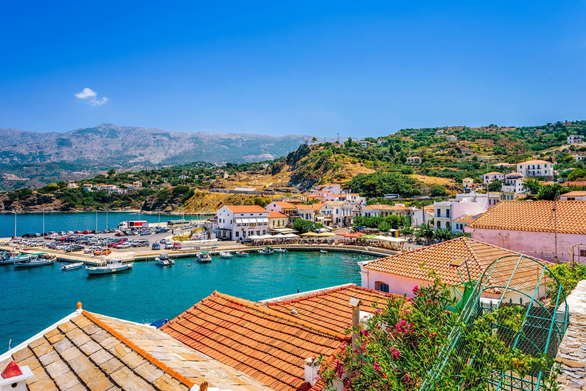 Accommodation and hotels in the Eastern Aegean