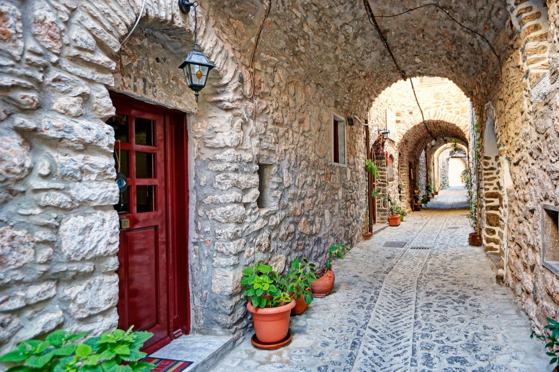 Accommodation and Hotels in Chios