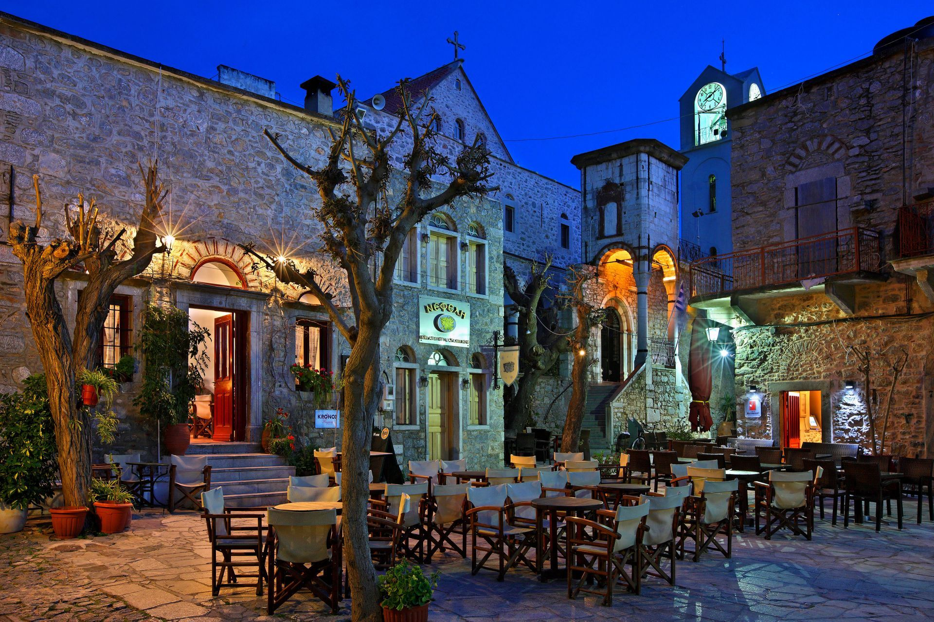 Eat and drink in Chios
