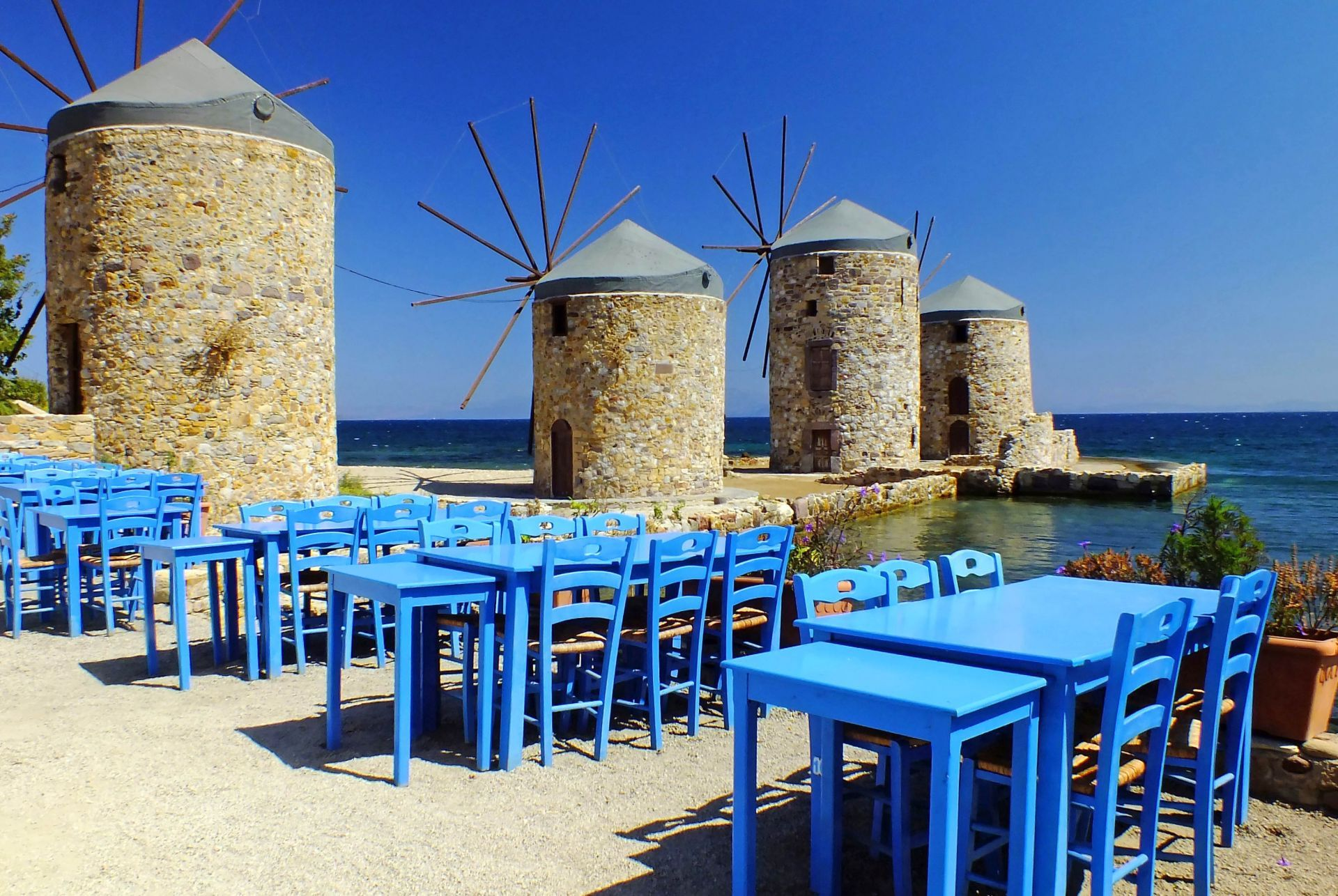 Restaurants in Chios