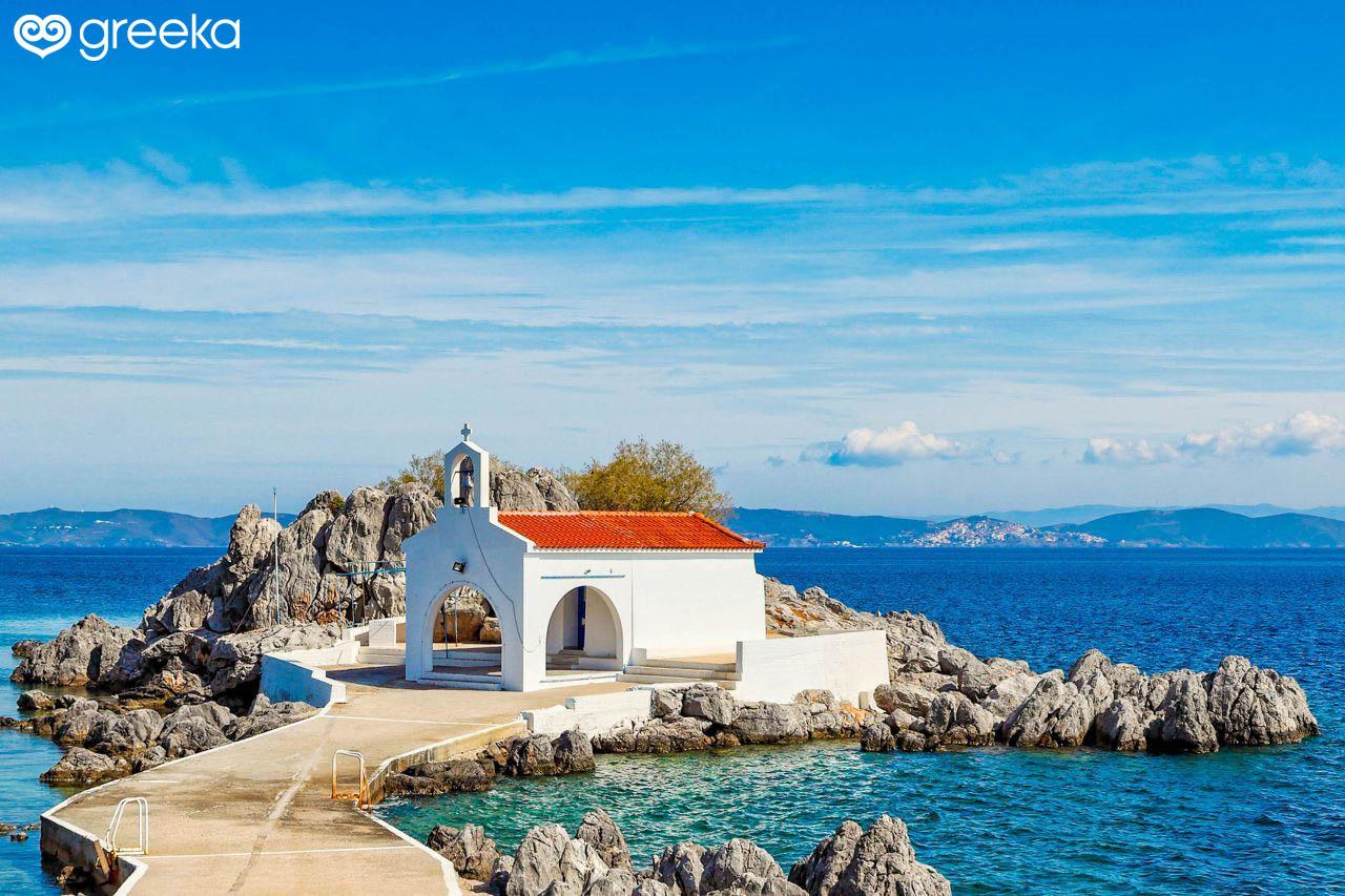 Churches in Chios, Greece - Greeka.com