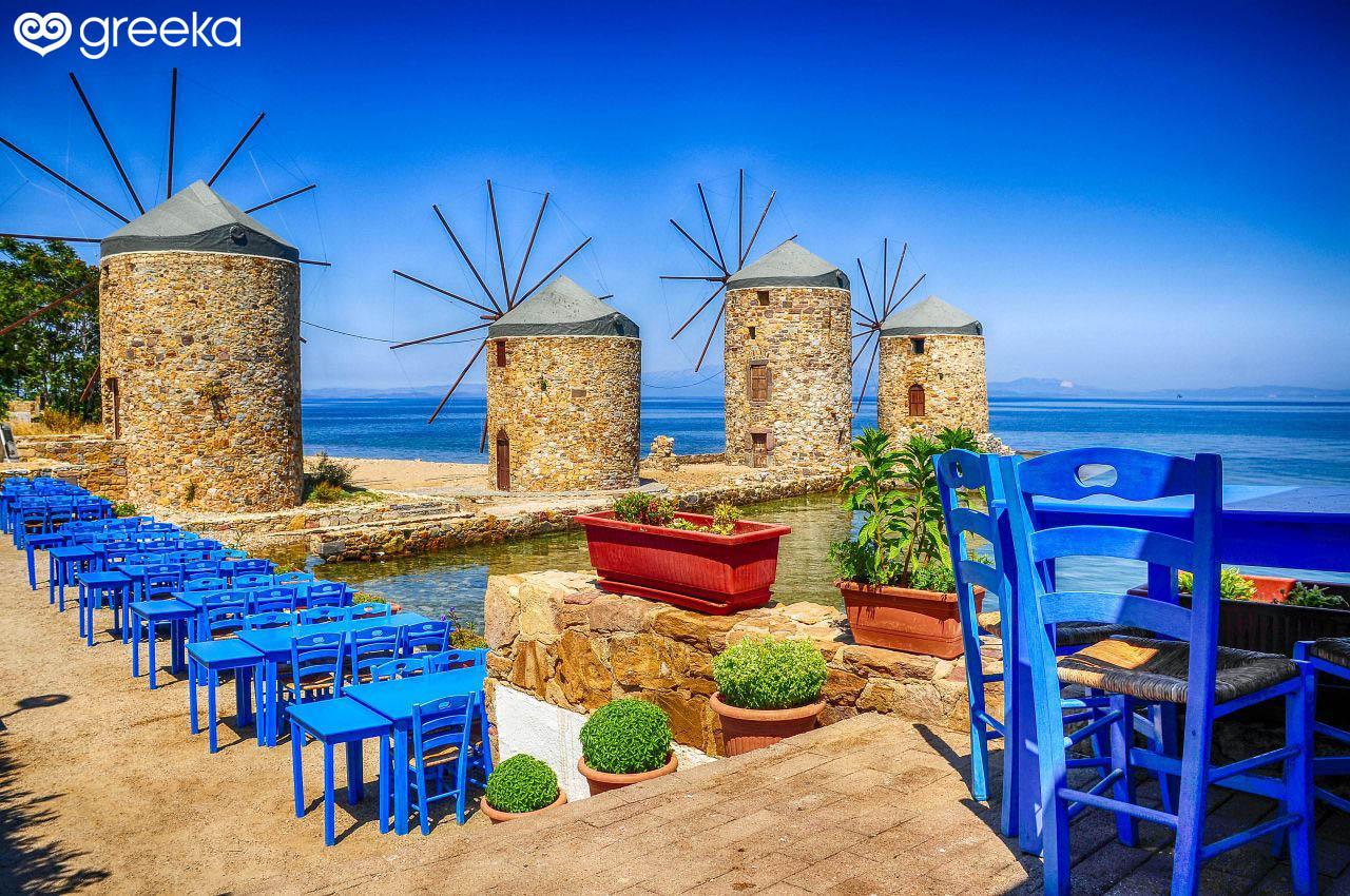 24 Sightseeing in Chios, Greece - Greeka.com