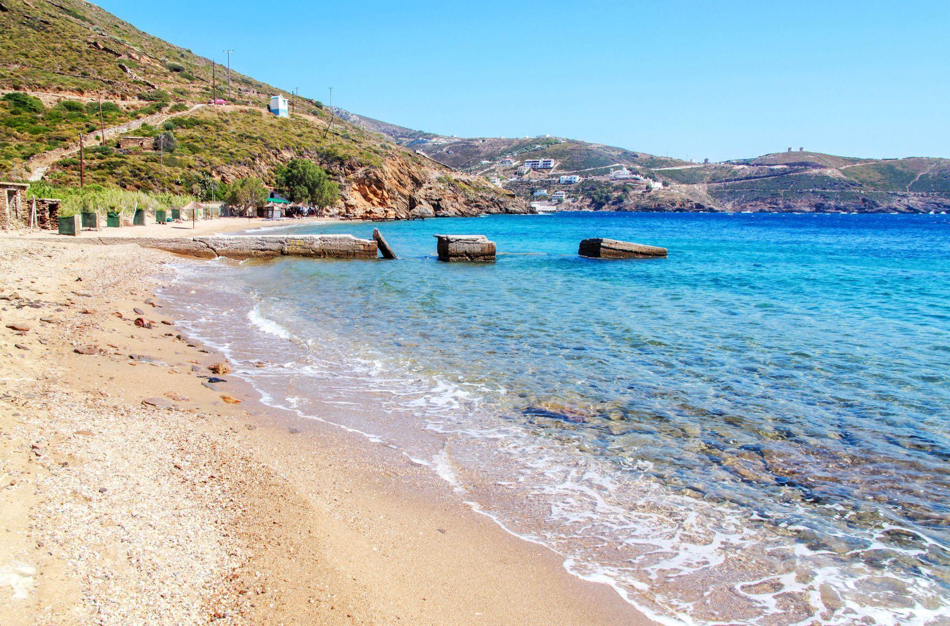 Fourni island: Psili Ammos