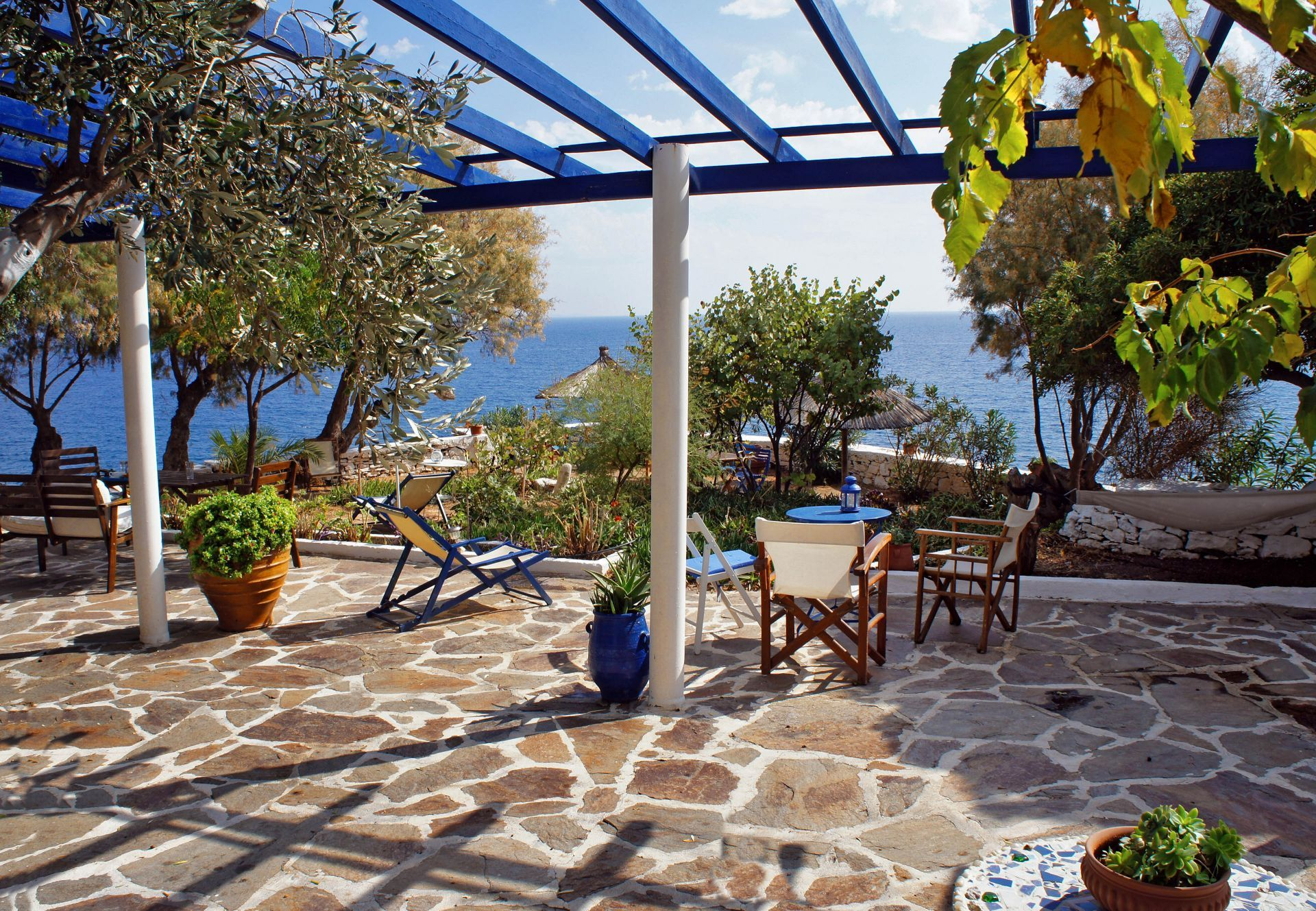 Accommodation and hotels in Ikaria