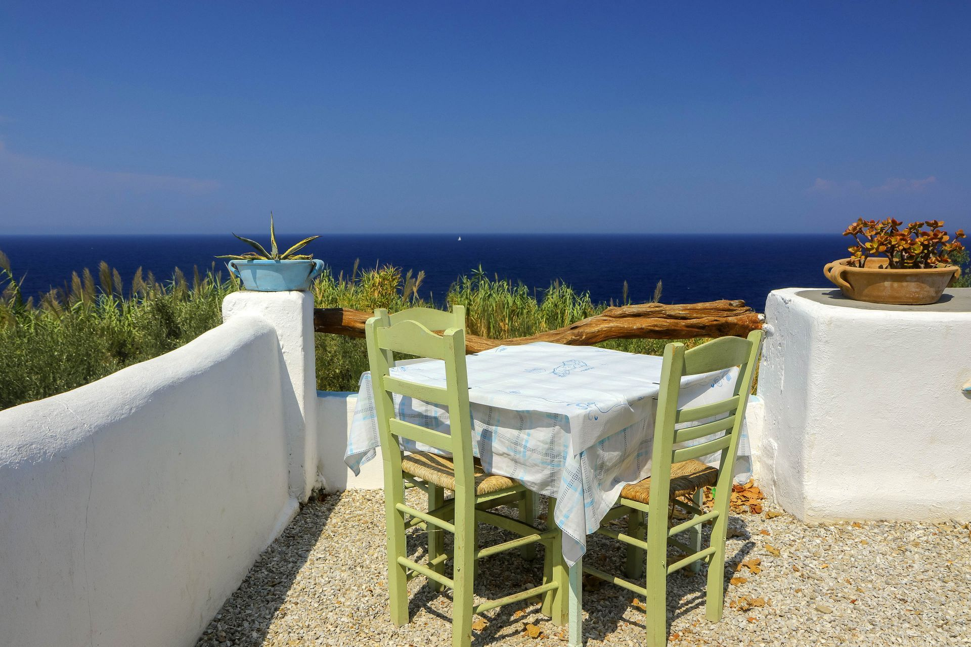 Places to eat and drink in Ikaria