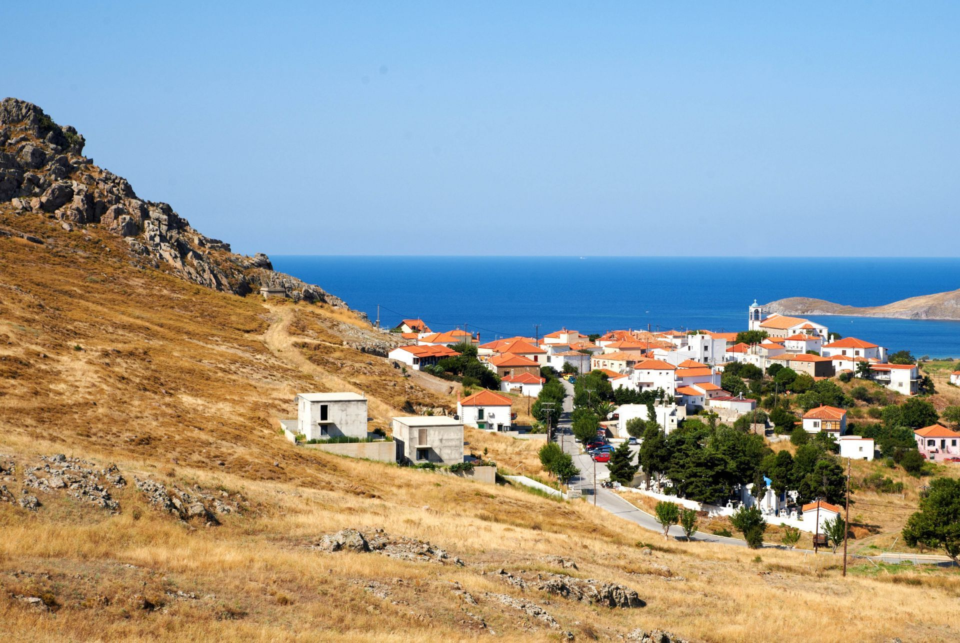 Accommodation and hotels in Lemnos
