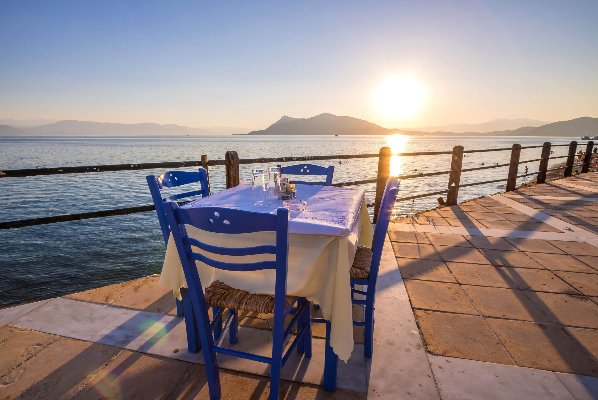 Places to eat and drink in Lemnos