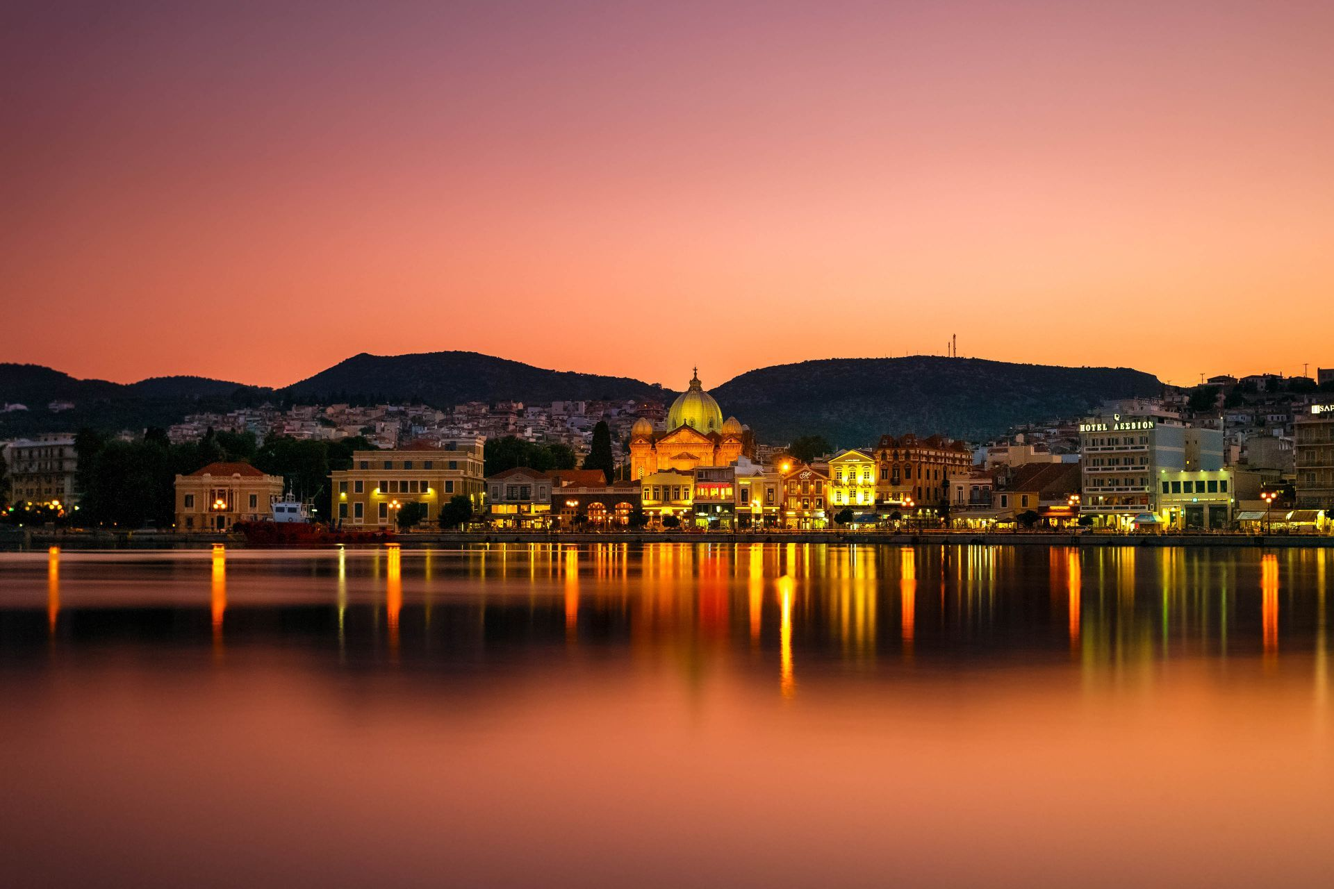 Accommodation and hotels in Lesvos