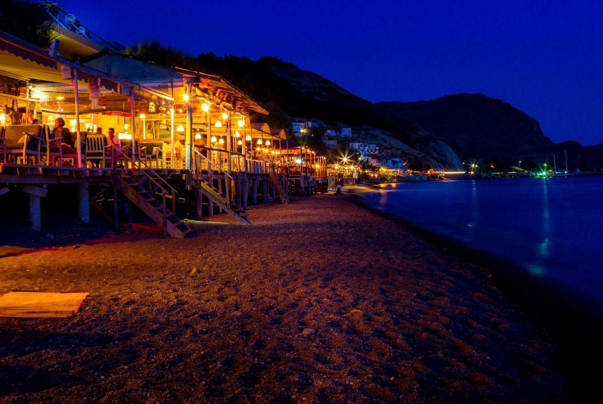Eat and drink in Lesvos