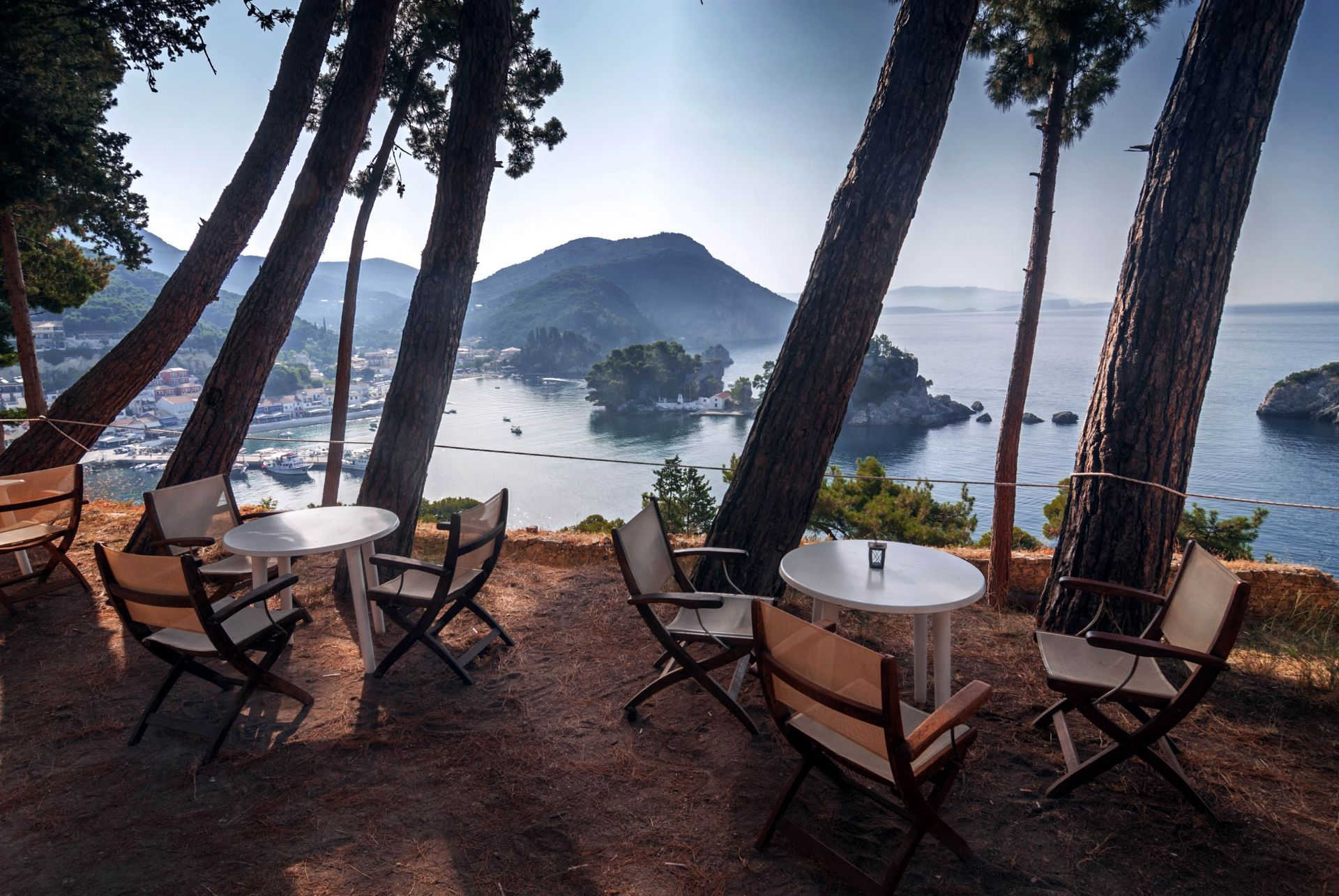 Places to eat and drink in Parga