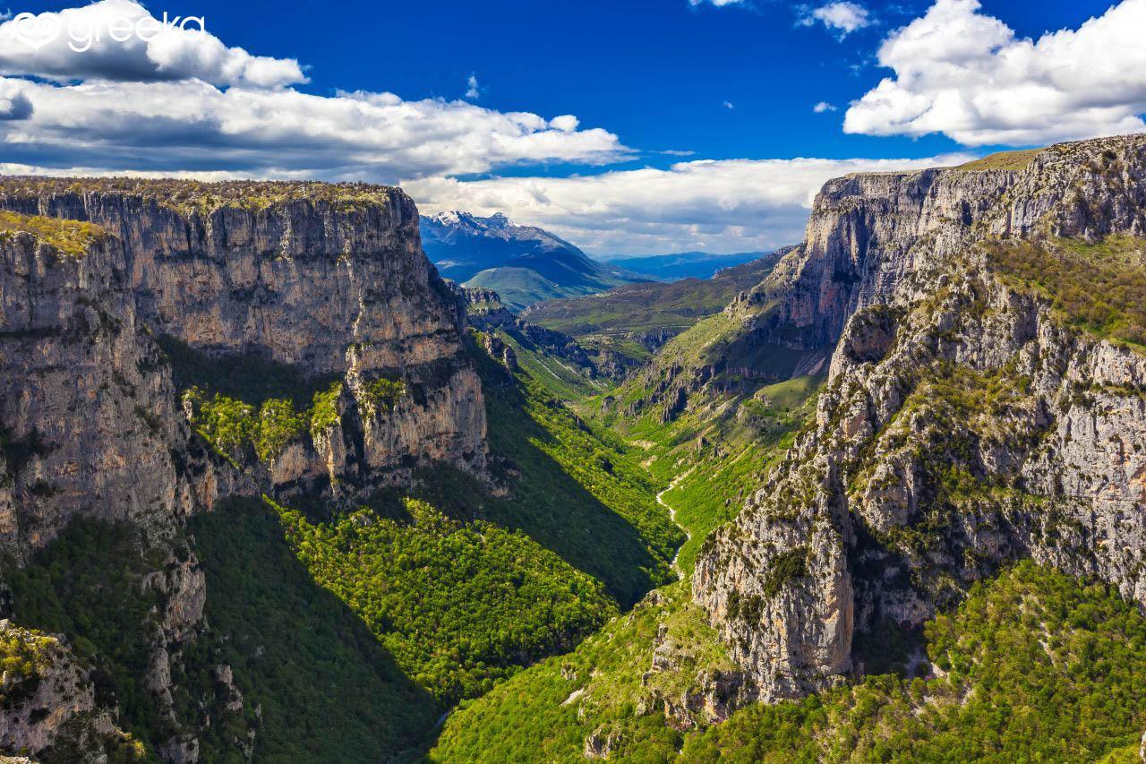 Sightseeing In Epirus, Greece