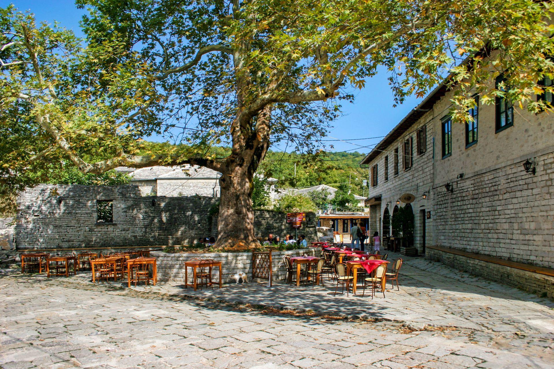 Restaurants in Zagorochoria