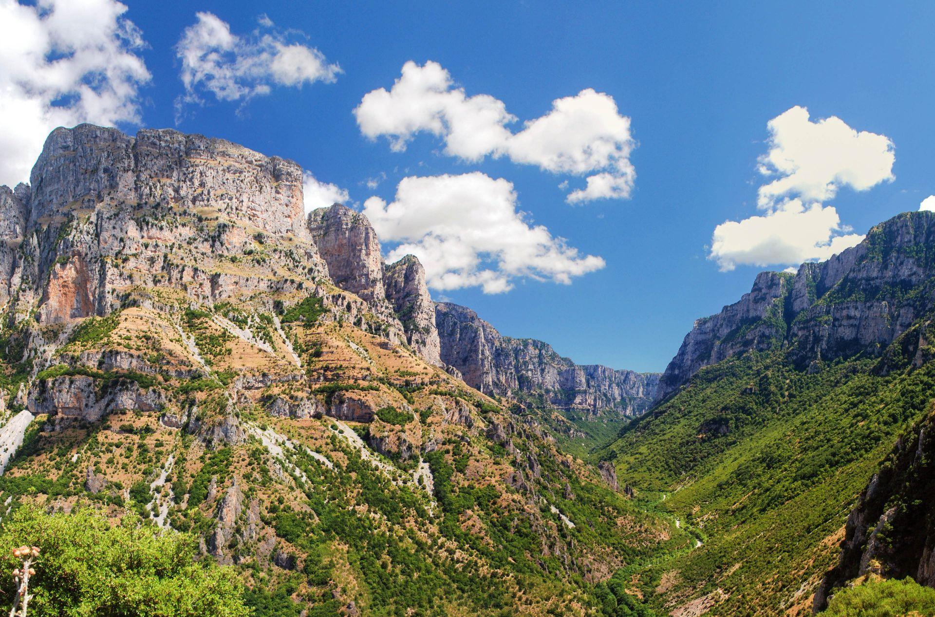 Zagorochoria: Vikos Gorge
