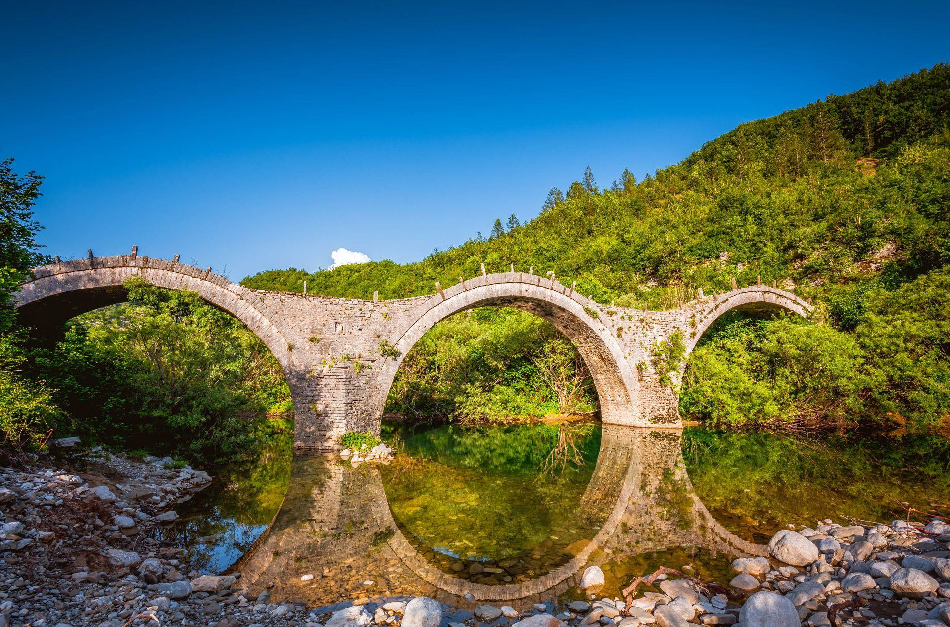 Zagorochoria: Plakidas bridge