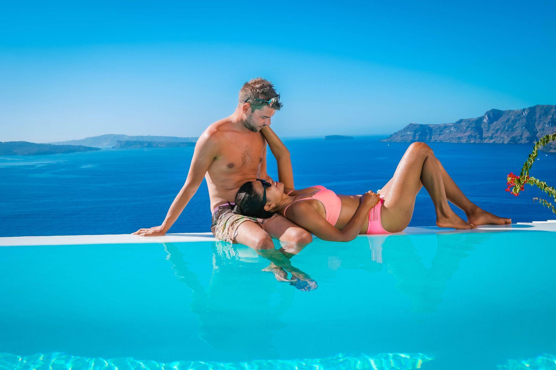 Homeymoon Suites in Greece
