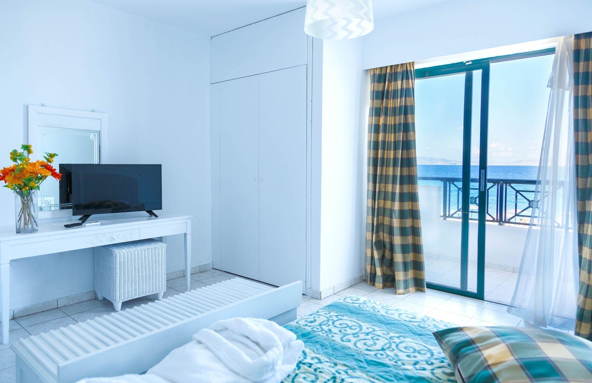 Room rentals in Greece