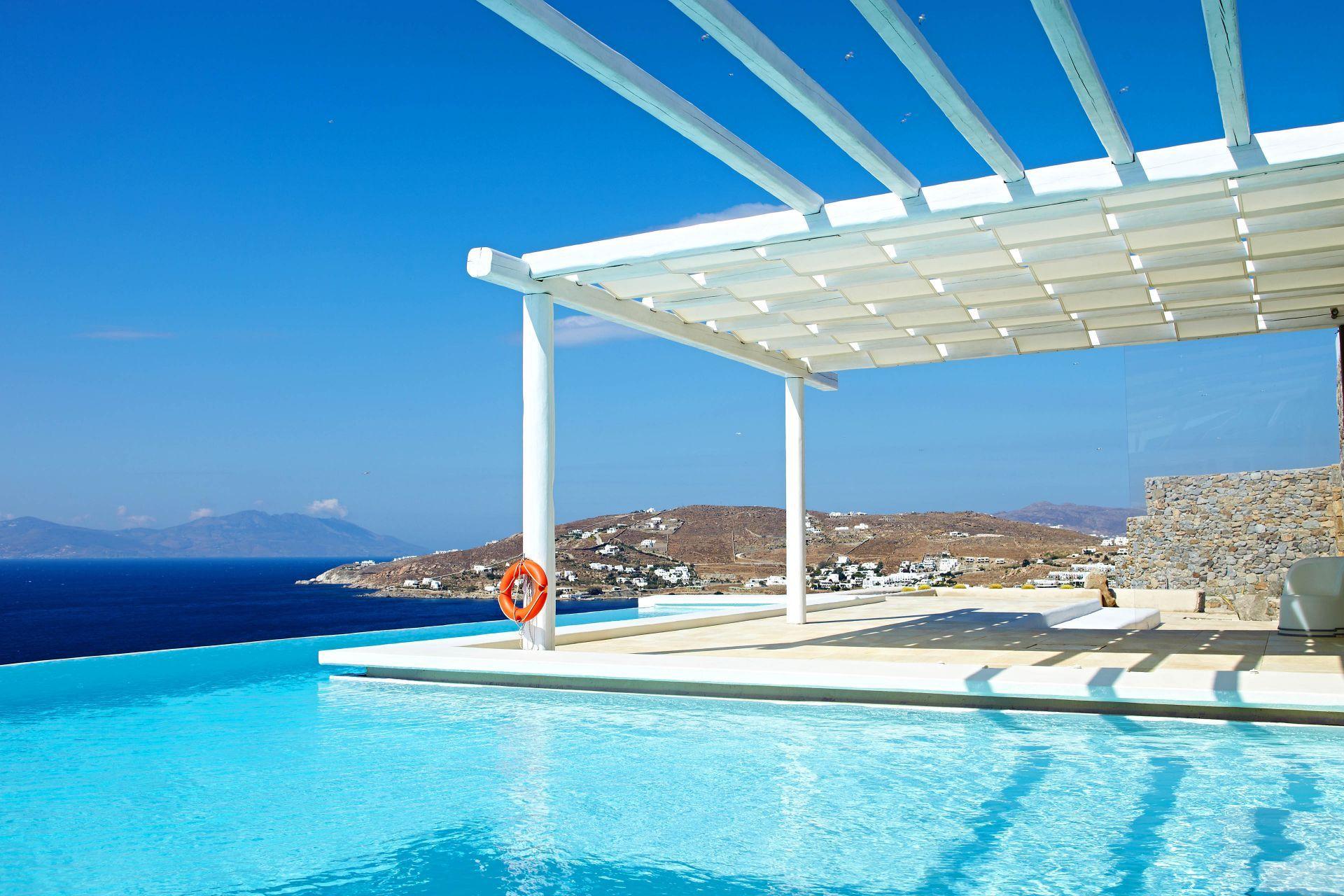 Greece villas