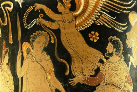 The Olympian: A Tale of Ancient Hellas