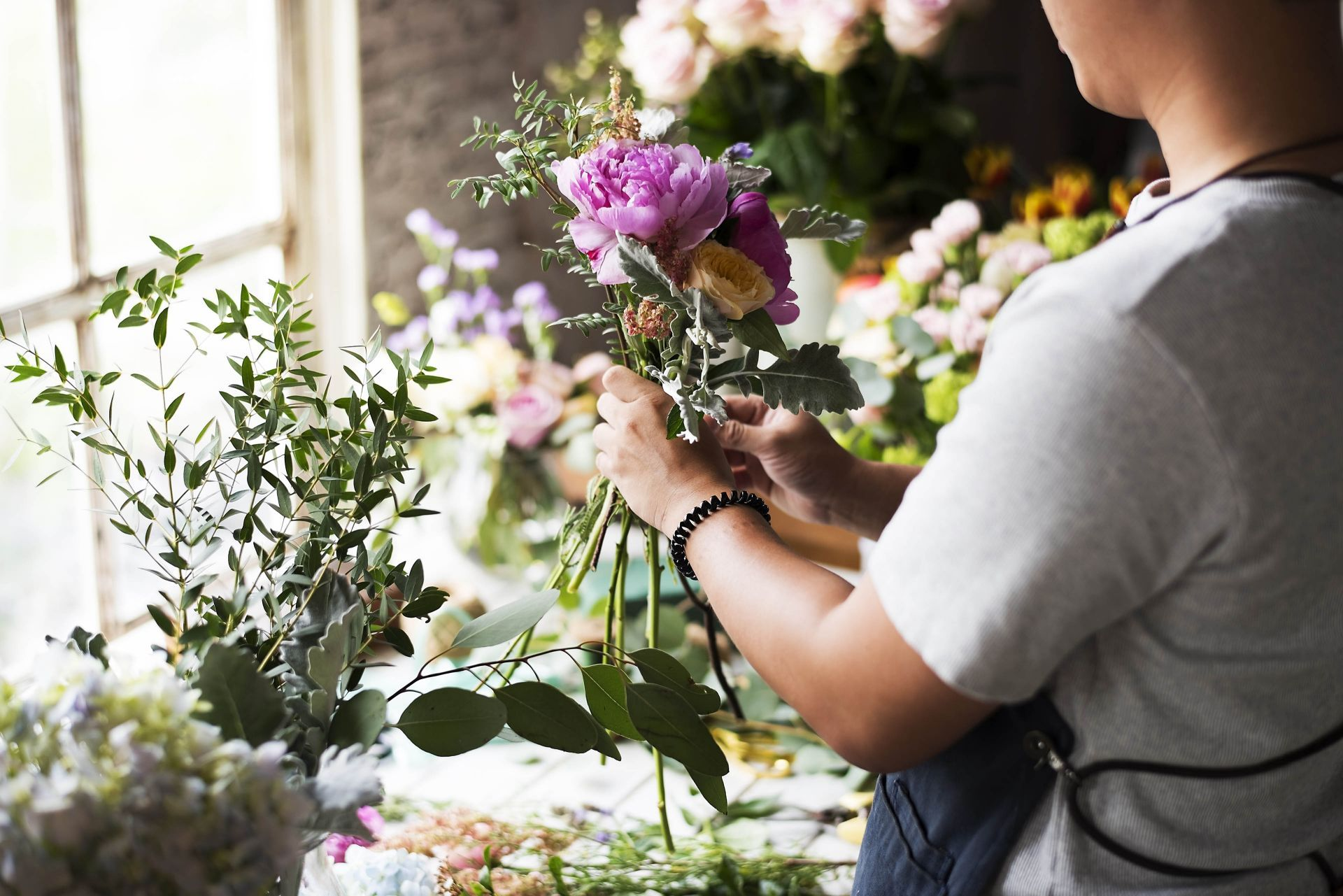 Greece other businesses: Florists