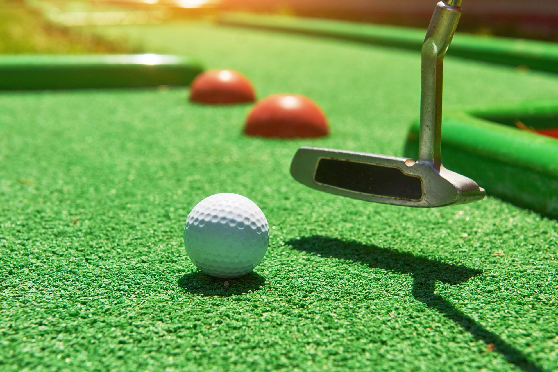 Greece other businesses: Mini golf