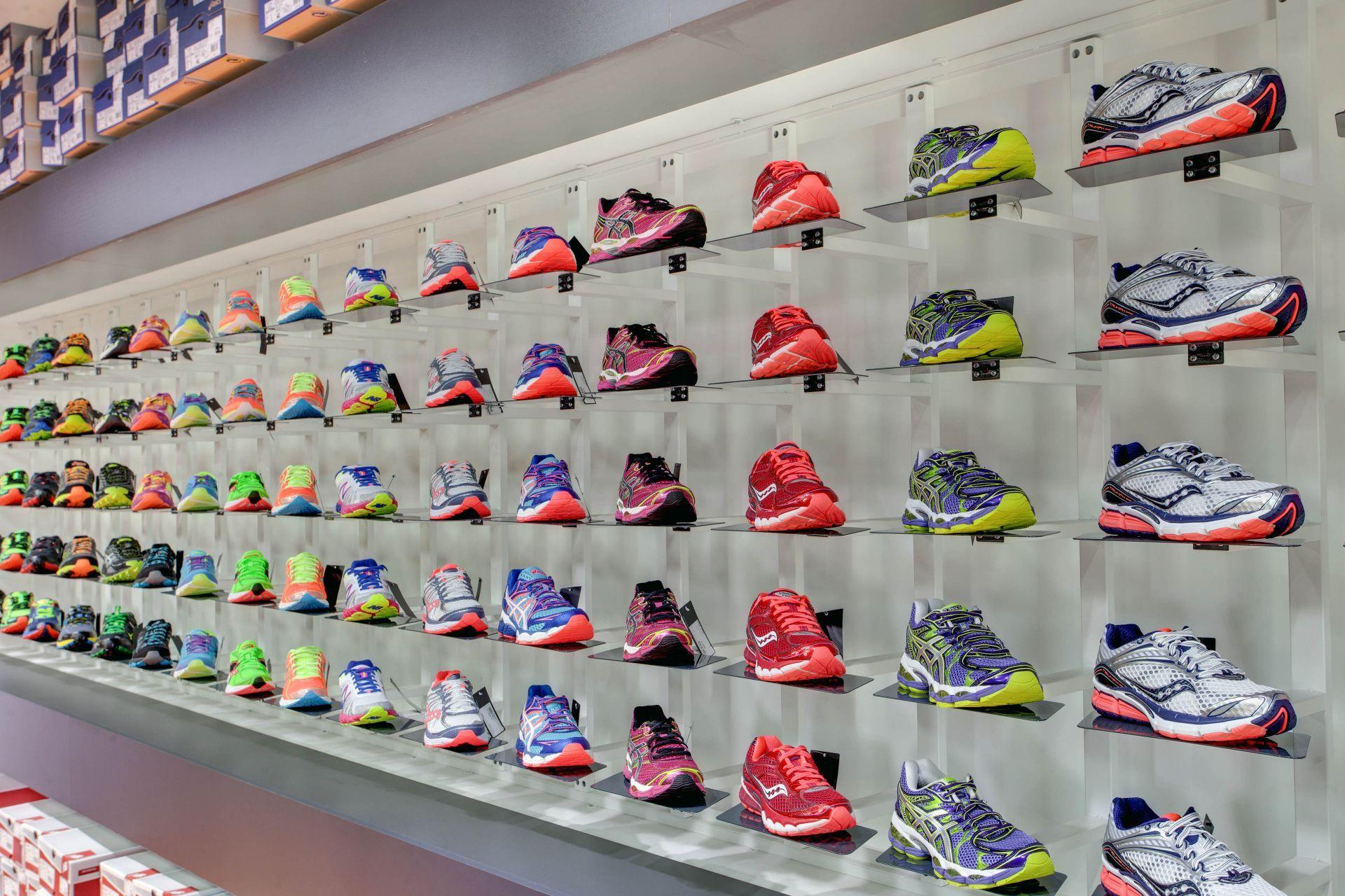 Greece shopping: Athletics