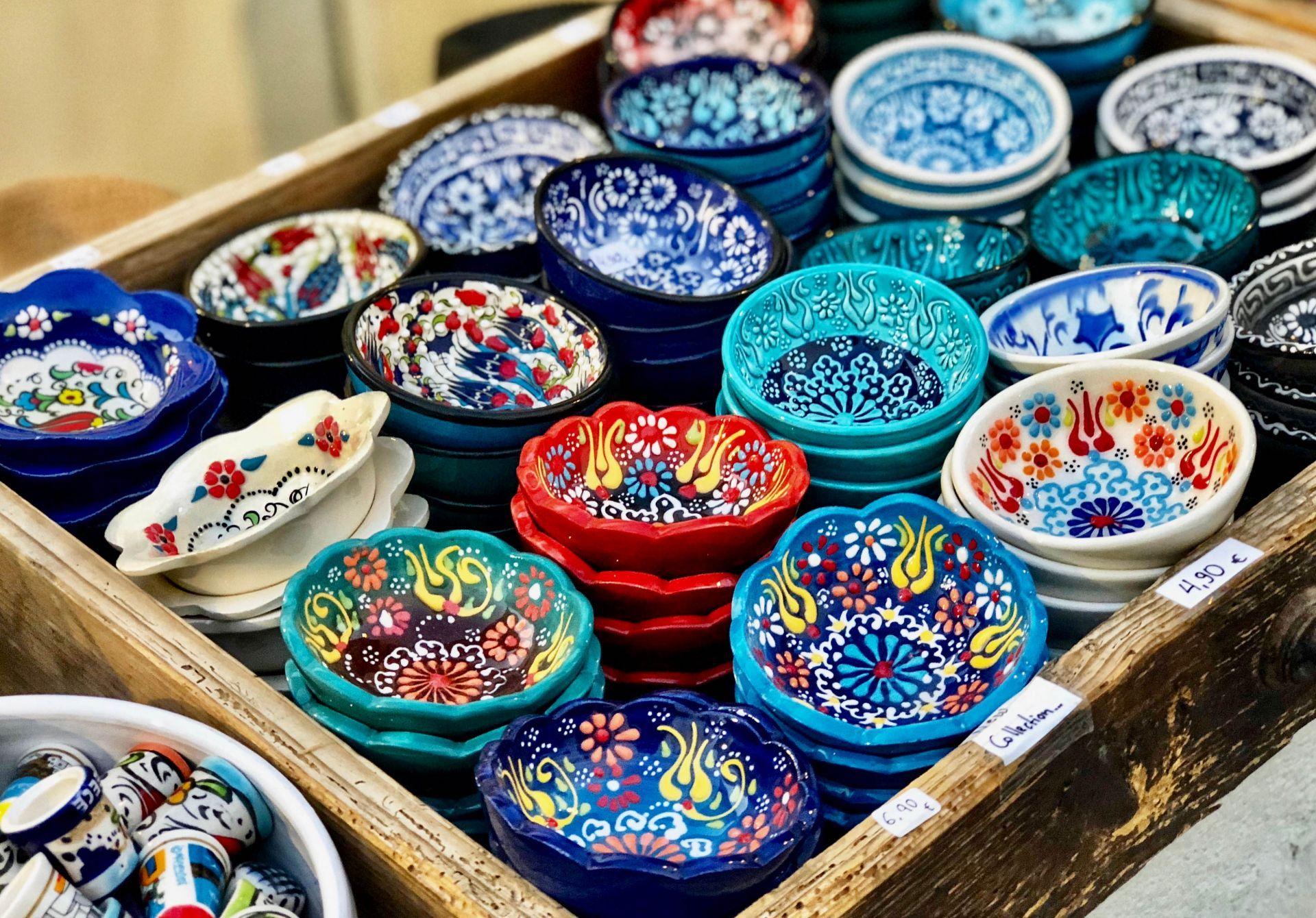 Greece shopping: Ceramics