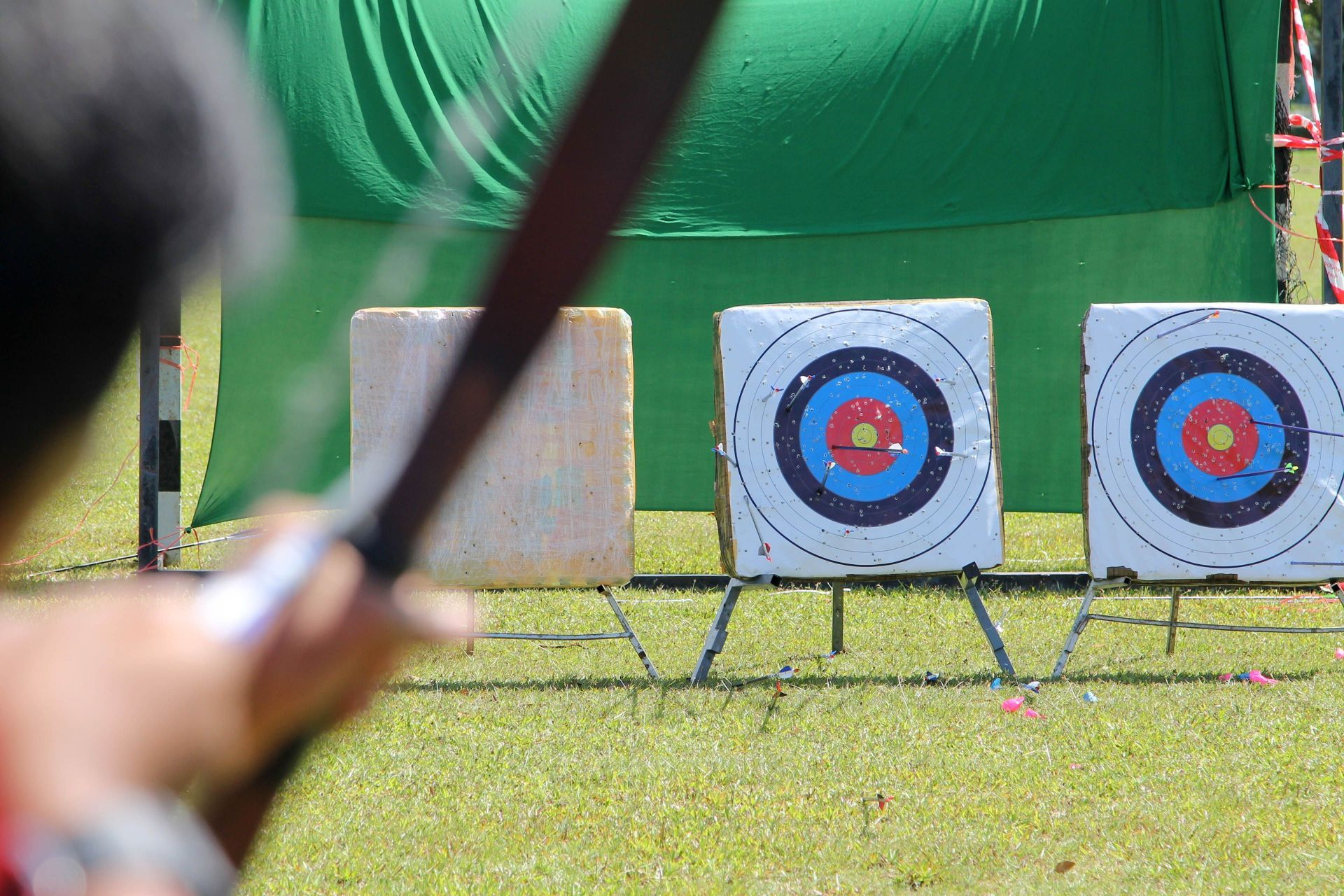 Greece sports: Archery
