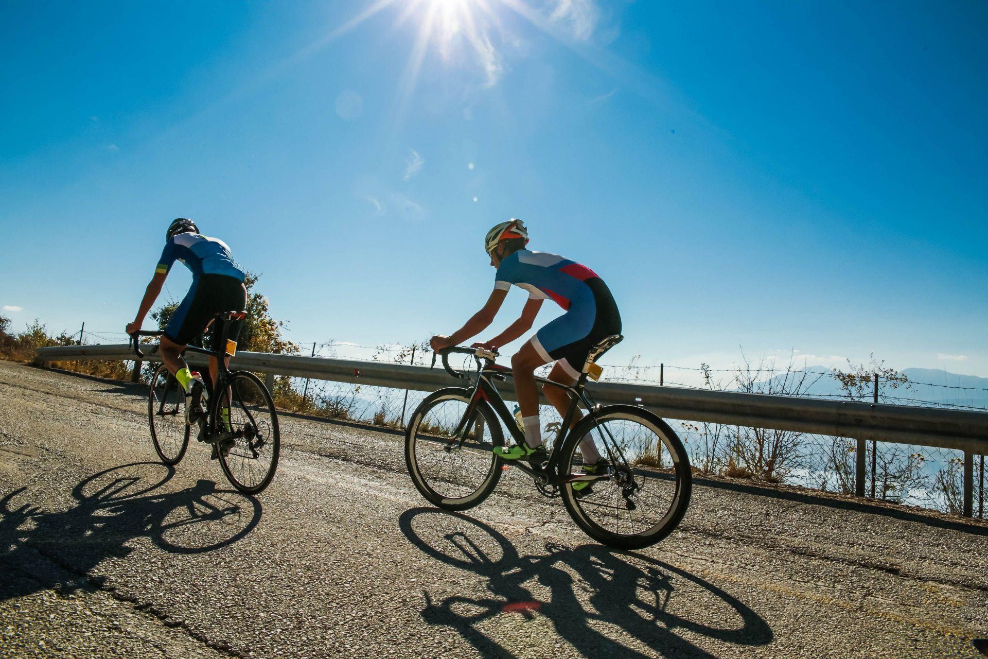 Greece sports: Biking