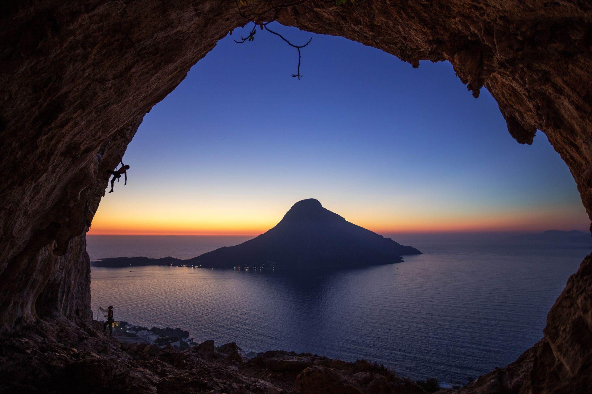Greece sports: Climbing