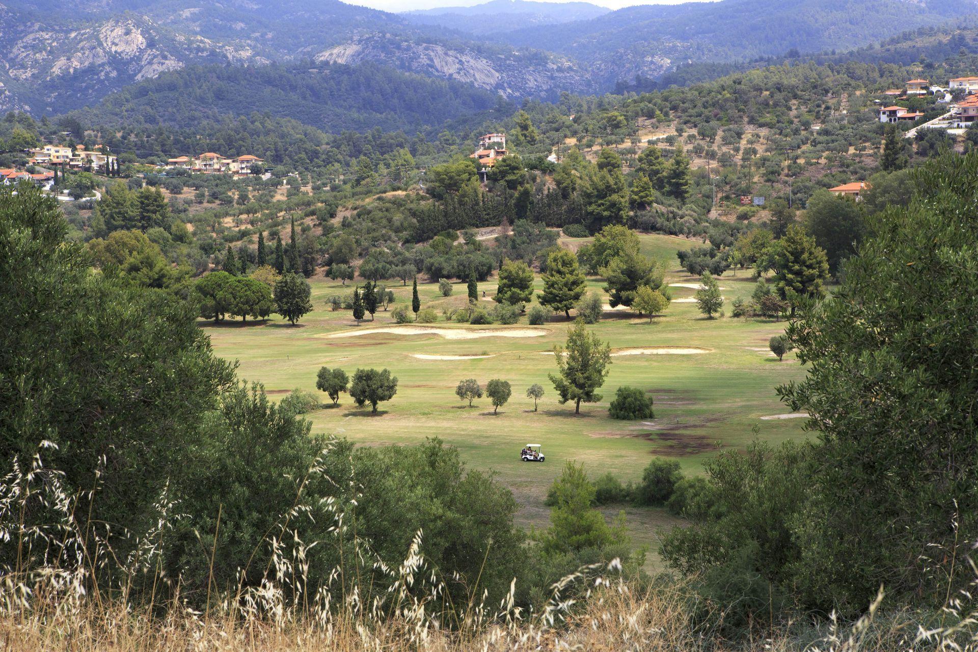 Greece sports: Golf