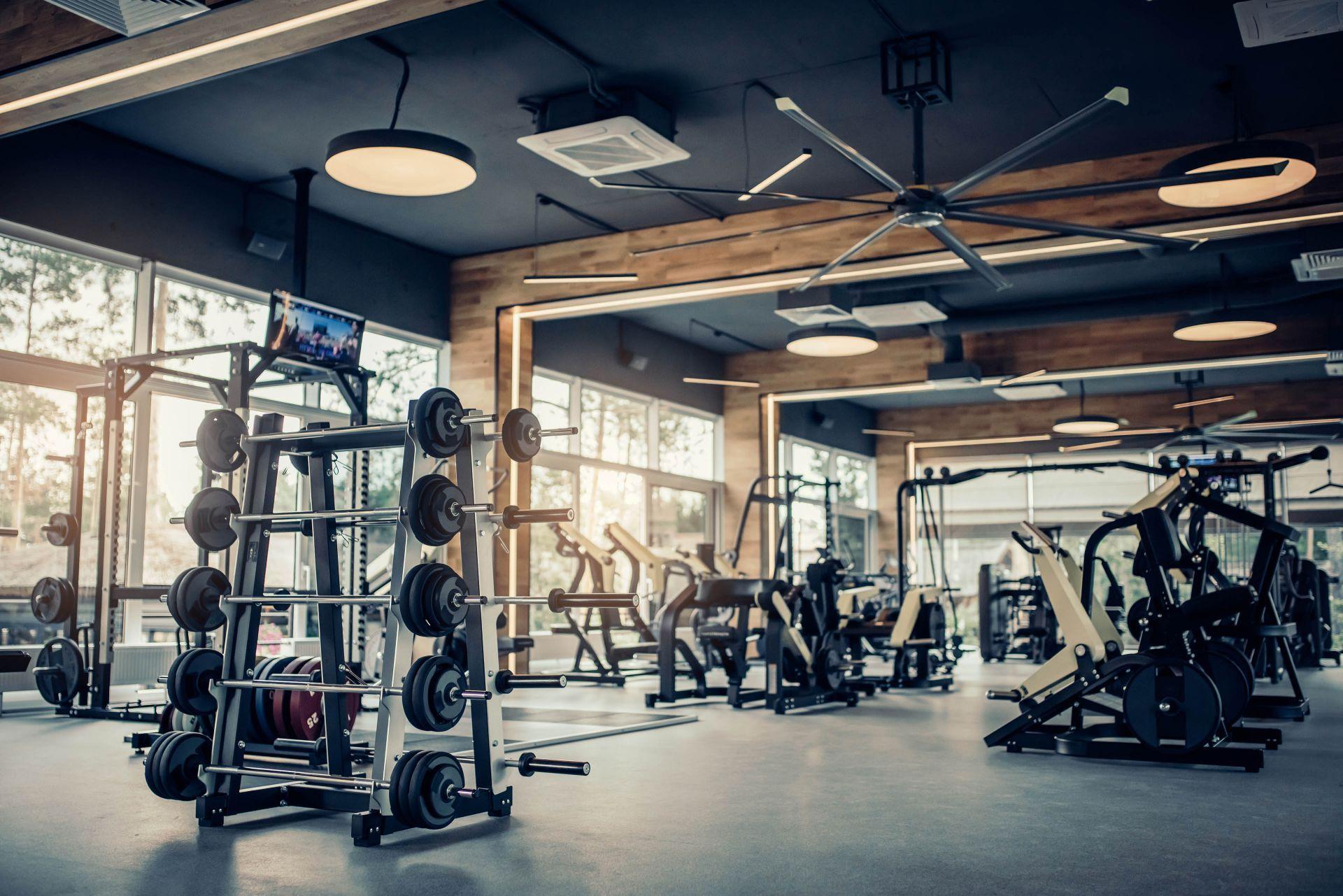 Greece sports: Gyms in Greece